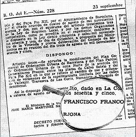 Franco recalificacion