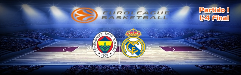 El OjO Al Blanco del Fenerbahçe 75 (1) – 69 (0) Real Madrid: Errado el tiro con la presa herida