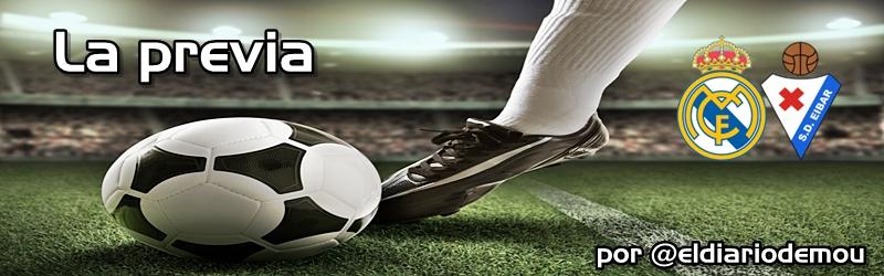La previa: Real Madrid vs SD Eibar