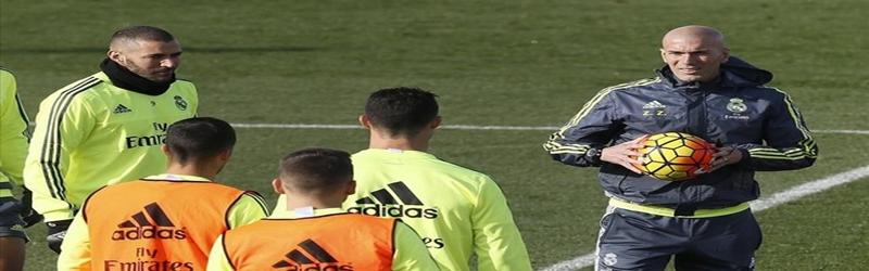 Zidane nos levanto