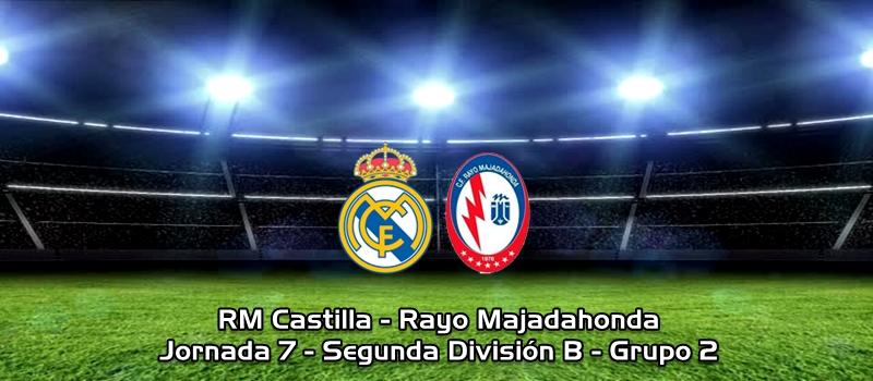 Dominio sin premio: RM Castilla 0 – 1 Rayo Majadahonda