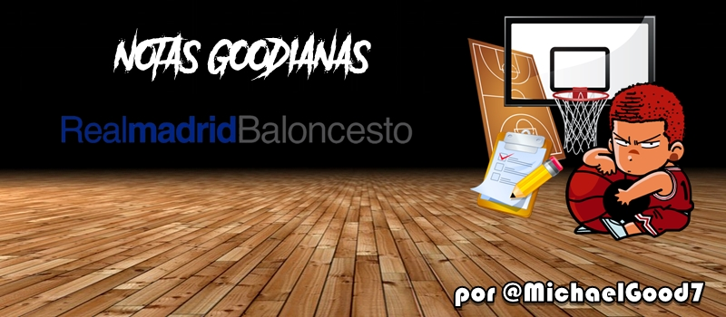 Notas Goodianas: Olympiacos vs Real Madrid