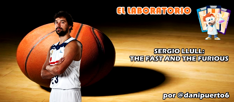 Sergio Llull: The fast and the furious