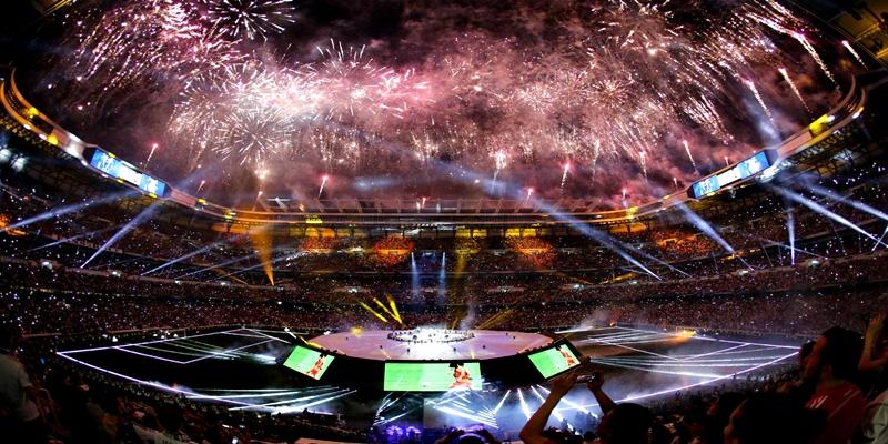 VIDEO   Fiesta de celebración de la Duodécima en el Santiago Bernabéu