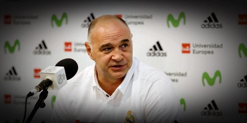 VÍDEO   Rueda de prensa de Pablo Laso tras el cuarto partido ante Kirolbet Baskonia