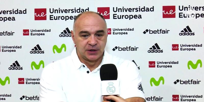 VÍDEO | Rueda de prensa de Pablo Laso y declaraciones de Walter Tavares tras el partido ante el Herbalife Gran Canaria