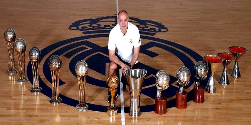 NOTICIAS | Pablo Laso amplia su contrato con el Real Madrid hasta el 2021