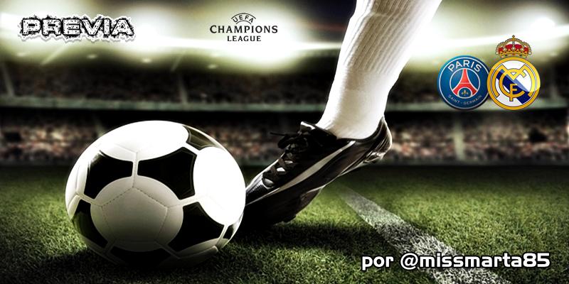 PREVIA   PSG vs Real Madrid: Cumpleaños… ¿Feliz?