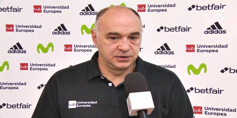 VÍDEO   Rueda de prensa de Pablo Laso tras el segundo partido ante Kirolbet Baskonia