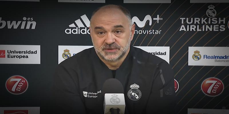 """VÍDEO   Pablo Laso: """"La última jugada de la Copa, abochorna al baloncesto"""""""