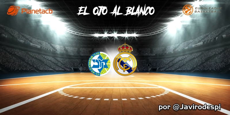 CRÓNICA | EL OJO AL BLANCO | Destrozo macabeo: Maccabi 66 – 87 Real Madrid