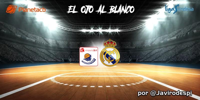 CRÓNICA | EL OJO AL BLANCO | Poco desgaste, mucha solidez: Montakit Fuenlabrada 80 – 95 Real Madrid