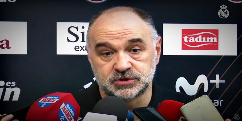 """DECLARACIONES   Pablo Laso: """"Mi trabajo como entrenador es que mi equipo de lo mejor todos los días"""""""