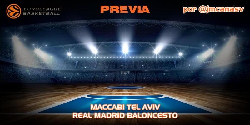 PREVIA | Maccabi vs Real Madrid: ¿Qué tal, viejo enemigo?