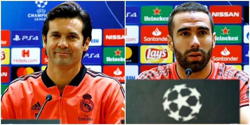 VÍDEO | Rueda de prensa de Santiago Hernán Solari y Dani Carvajal previa al partido ante la Roma