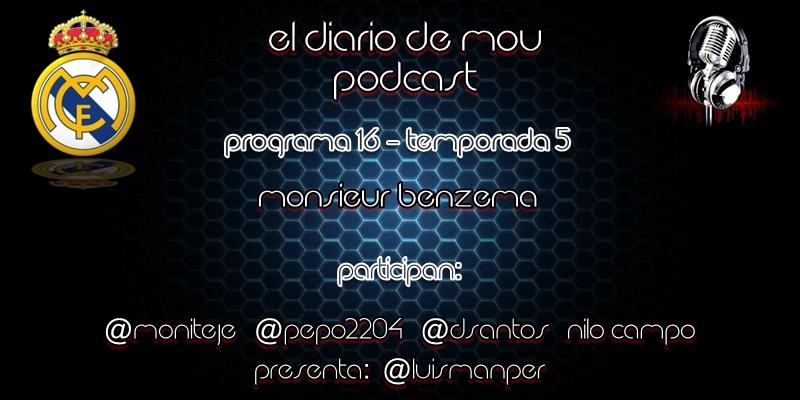 PODCAST | 5×16 – Monsieur Benzema