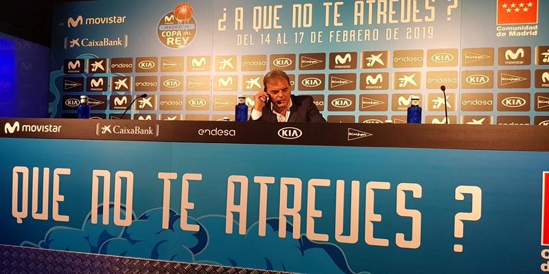 """RUEDA DE PRENSA   Juan Carlos Sánchez: """"No sé lo que han visto los árbitros"""""""