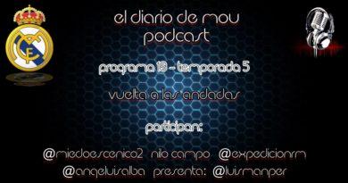 PODCAST | 5×18 – Vuelta a las andadas