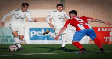 VÍDEO   Highlights   Navalcarnero vs Real Madrid Castilla   2ª División B – Grupo I   Jornada 25