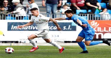 VÍDEO | Highlights | Fuenlabrada vs Real Madrid Castilla | 2ª División B – Grupo I | Jornada 29