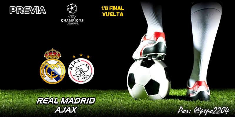 PREVIA | Real Madrid vs Ajax: La carta marcada
