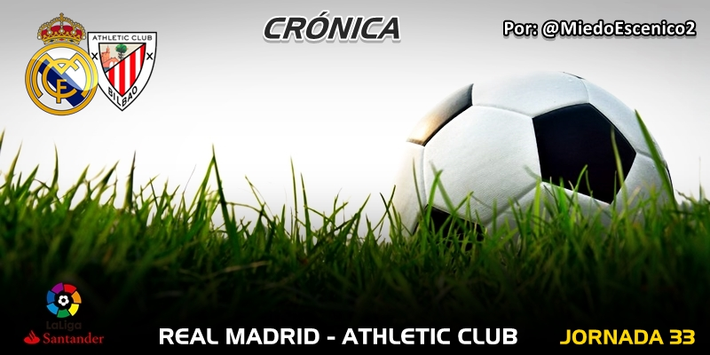 CRÓNICA   Cat-Trick (El truco del gato): Real Madrid 3 – 0 Athletic Club Bilbao