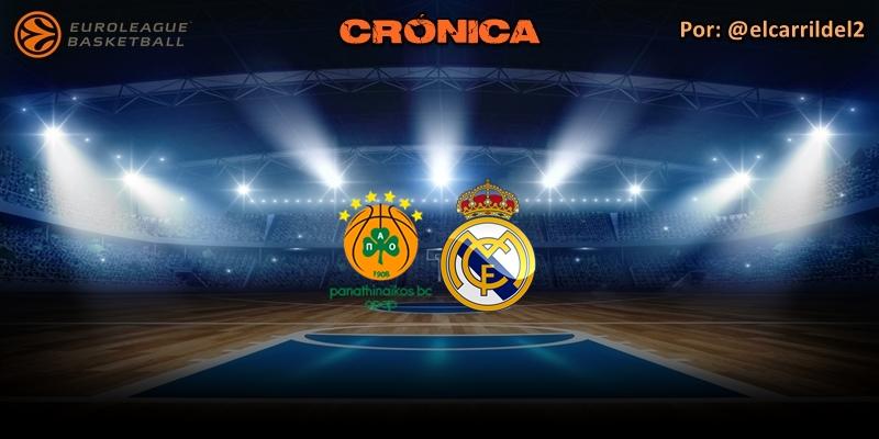 CRÓNICA | Panathinaikos 82 – 89 Real Madrid | Euroleague | Playoff | Round 3