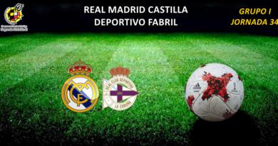 CRÓNICA   Manolo, haz caso… : Real Madrid Castilla 1 – 0 Deportivo Fabril