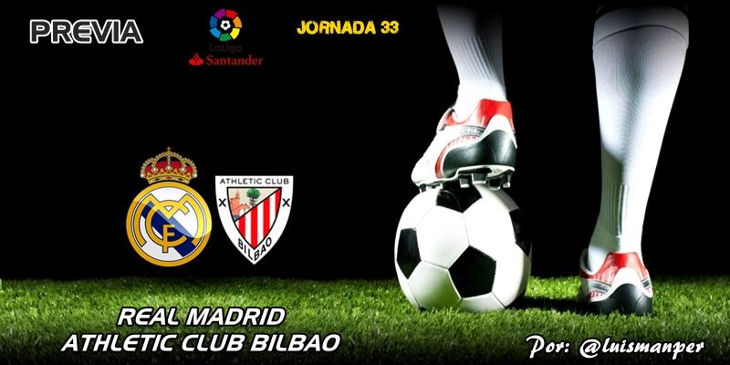 PREVIA   Real Madrid vs Athletic Club Bilbao: Camino del Calvario
