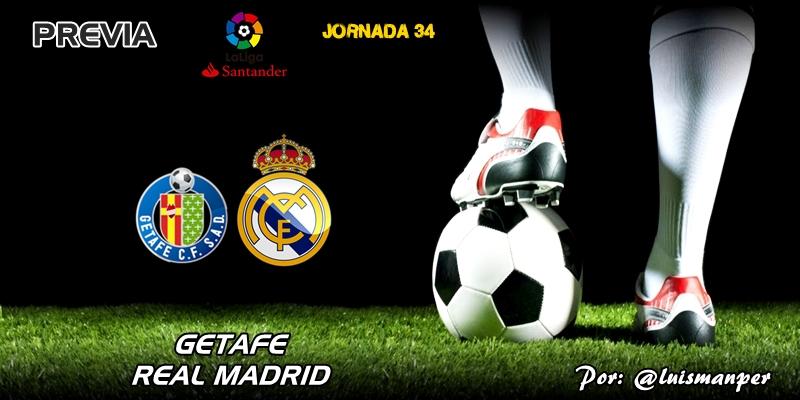 PREVIA   Getafe vs Real Madrid: Entre la espada y la pared