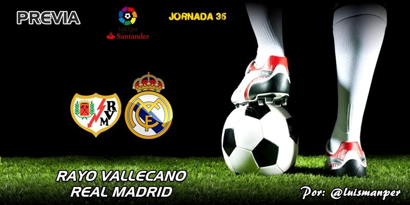 PREVIA   Rayo Vallecano vs Real Madrid: Recuento en Vallecas