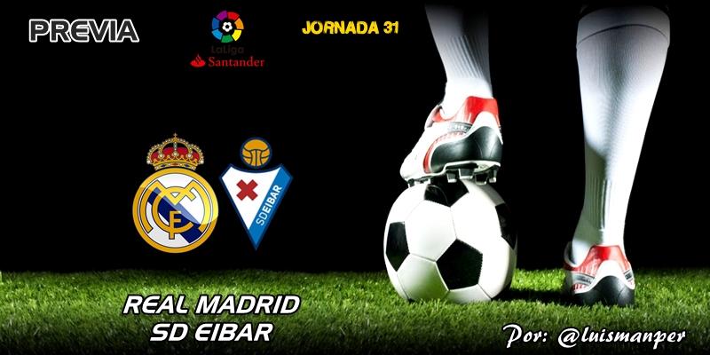 PREVIA   Real Madrid vs Eibar: El día de la marmota