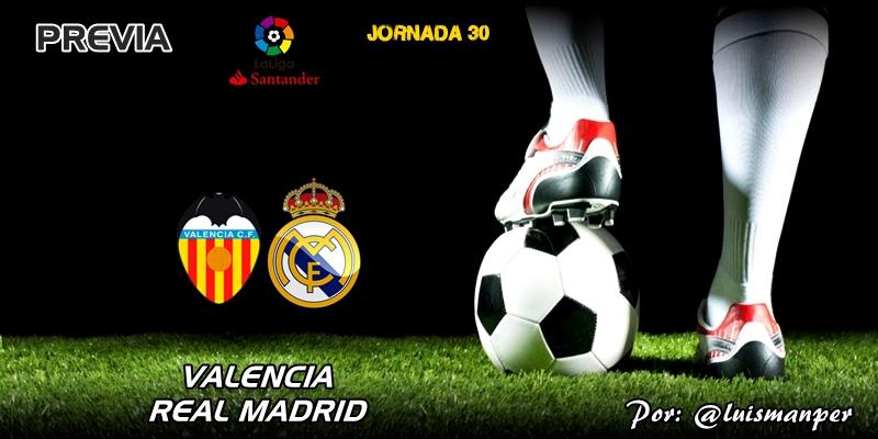 PREVIA   Valencia vs Real Madrid: Viacrucis liguero