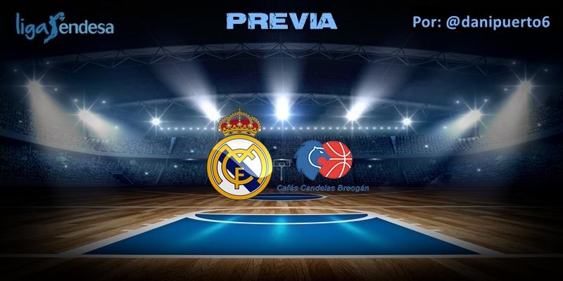 PREVIA   Real Madrid vs Cafés Candelas Breogán   Liga Endesa   Jornada 29