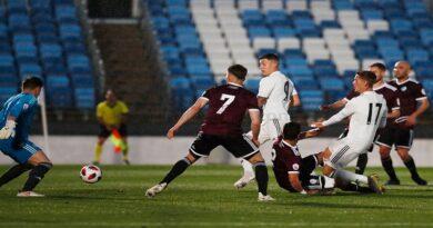 VÍDEO | Highlights | Real Madrid Castilla vs Salmantino | 2ª División B – Grupo I | Jornada 32