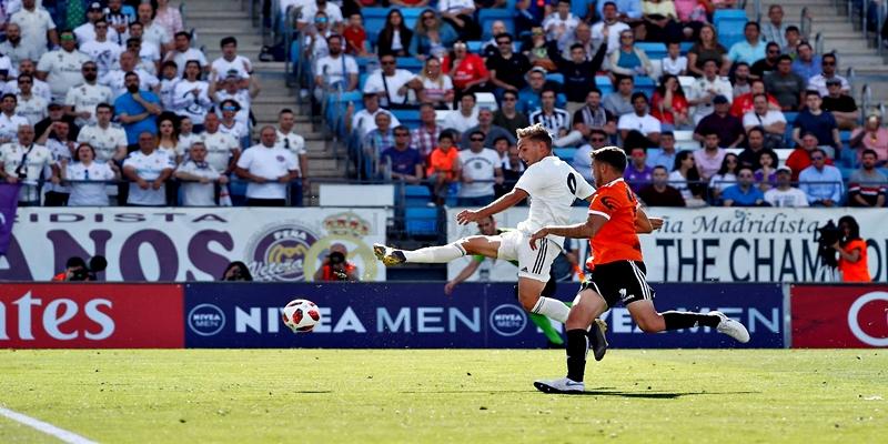 VÍDEO   Highlights   Real Madrid Castilla vs Cartagena   Playoff – Ascenso 2ª División   Ida