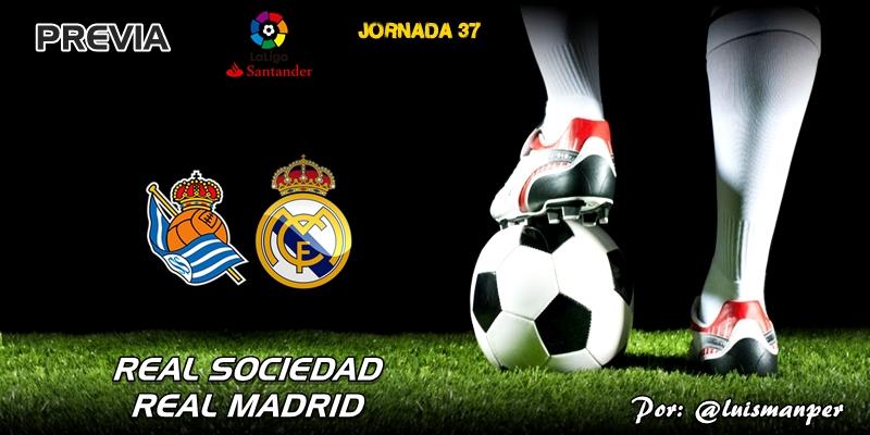 PREVIA   Real Sociedad vs Real Madrid: Los clavos del ataúd
