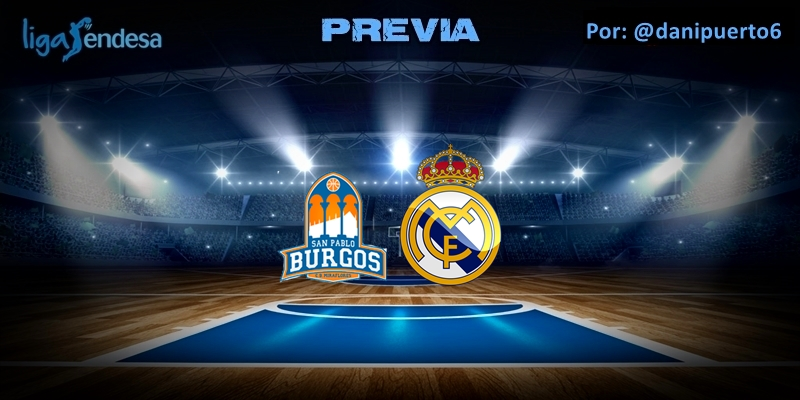 PREVIA   San Pablo Burgos vs Real Madrid   Liga Endesa   Jornada 30