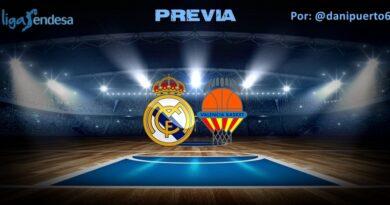PREVIA | Real Madrid vs Valencia Basket | Liga Endesa | Jornada 33