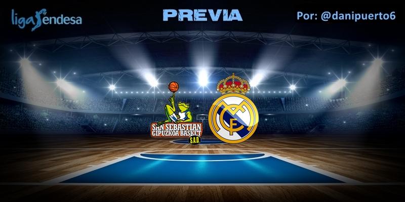 PREVIA   Delteco Gipuzkoa Basket vs Real Madrid   Liga Endesa   Jornada 34