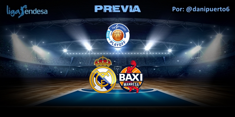 PREVIA | Real Madrid vs Baxi Manresa | Liga Endesa | Playoff | 1/4 Final