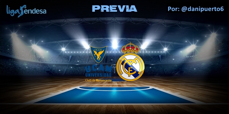 PREVIA   UCAM Murcia vs Real Madrid   Liga Endesa   Jornada 28