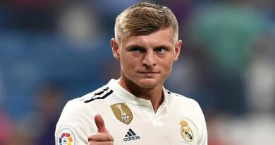 NOTICIAS | Toni Kroos amplia su contrato con el Real Madrid hasta el año 2023