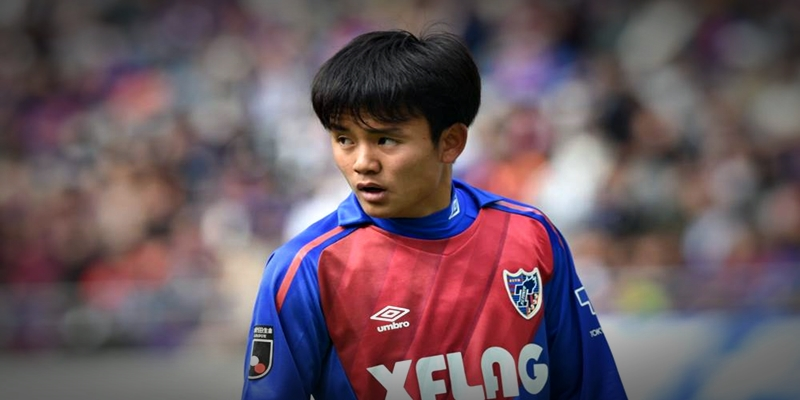 NOTICIAS   Takefusa Kubo, nuevo jugador del Real Madrid