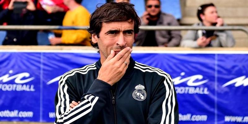 NOTICIAS   Raúl, nuevo entrenador del Real Madrid Castilla