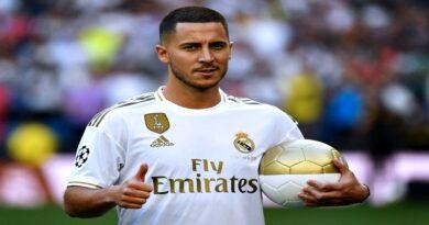 VÍDEO | Acto de presentación de Eden Hazard como nuevo jugador del Real Madrid
