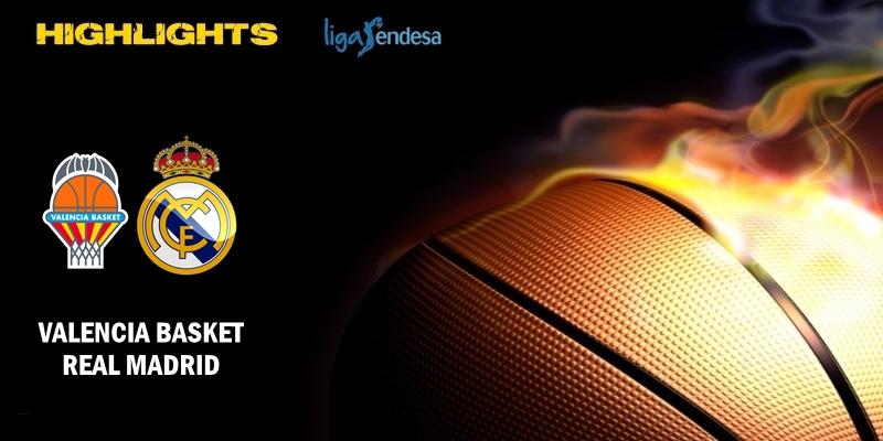 VÍDEO | Highlights | Valencia Basket vs Real Madrid | Liga Endesa | Playoff | Semifinal | Partido 3