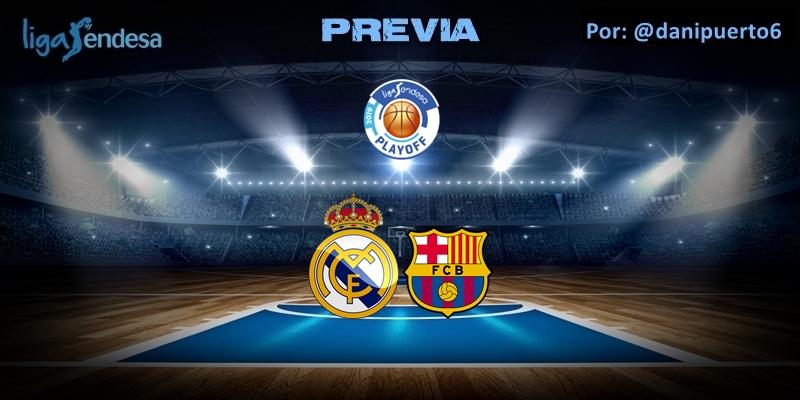 PREVIA | Real Madrid vs FC Barcelona | Liga Endesa | Final