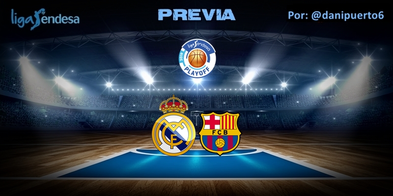 PREVIA | Real Madrid vs FC Barcelona | Liga Endesa | Final