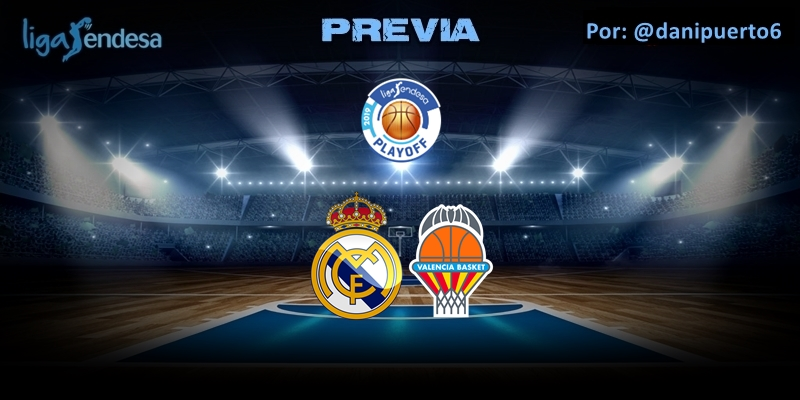 PREVIA | Real Madrid vs Valencia Basket | Liga Endesa | Playoff | Semifinal